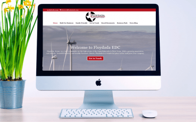 Floydada Economic Development Corporation: New Website