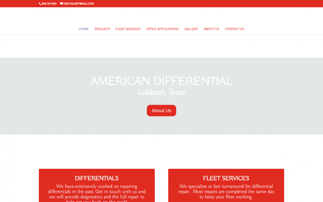 American Differential