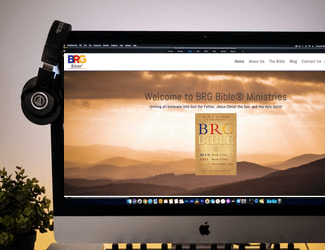 BRG Bible: New Website